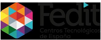 FEDIT | Federación que lidera a nivel nacional la representación de los Centros Tecnológicos, principales entidades de investigación aplicada Logo