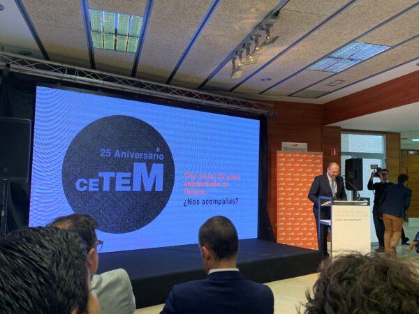 Presidente de Cetem