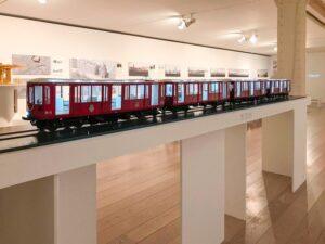 Vagón Metro Impresion 3D Aitiip