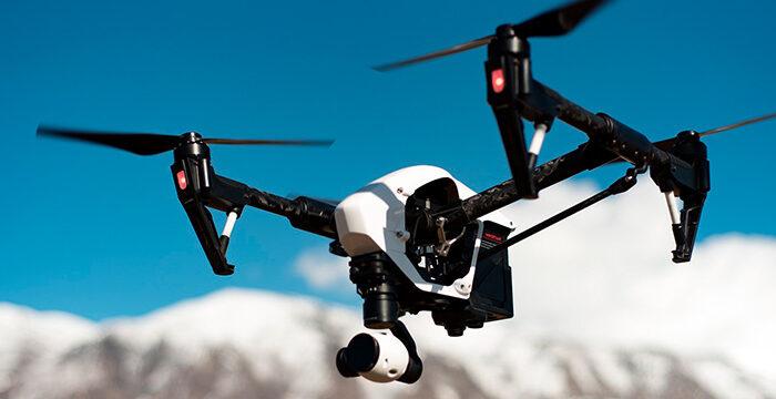 Dron operativo