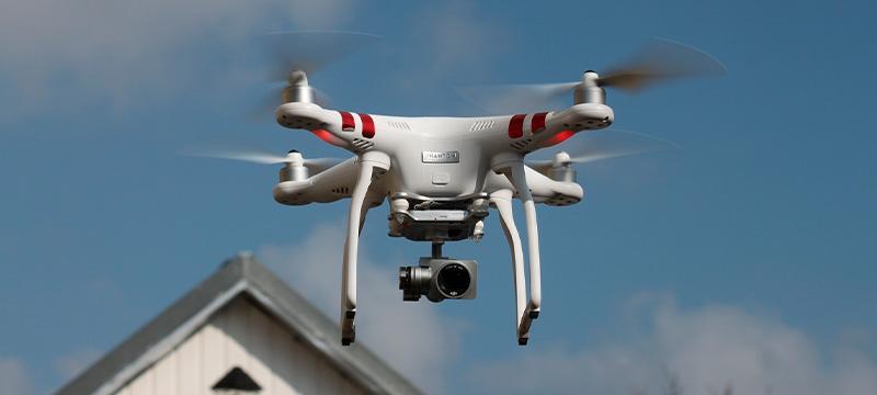 Dron sostenible