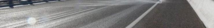 Aimplas desarrolla un innovador sistema para el tratamiento de las heladas en carreteras