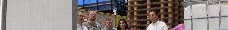 Especialistas ucranianos visitan el Centro Tecnológico AIDIMME para asesorarse en mercancías peligrosas por exigencia de la Unión Europea