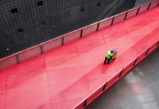 ITC e Inescop colaboran para encontrar soluciones optimizadas de pavimento cerámico y calzado para entornos laborales