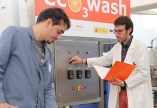 Se pone en marcha la primera planta piloto para reutilizar el agua empleada en el lavado de cítricos