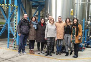 Industria del calzado: avanza el proyecto europeo LIFE-ECOTEX para reciclaje químico de poliéster proveniente de residuos