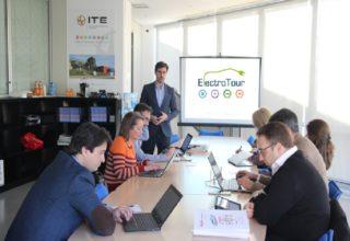 ITE lanza el proyecto ElectroTour (Electro-mobility in Tourism) para reducir las emisiones GEI