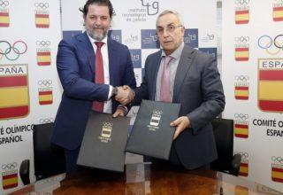 El Instituto Tecnológico de Galicia se une al Centro de Innovación del Deporte impulsado por el Comité Olímpico Español