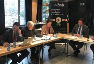 La Asamblea General de Fedit aprueba la incorporación a la Federación de la Red de Institutos Tecnológicos de la Comunidad Valenciana, Redit