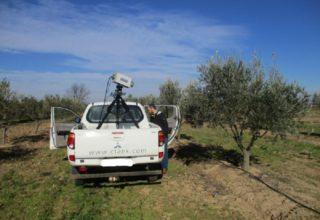 CTAEX aplicará tecnología hiperespectral para optimizar el rendimiento de parcelas de olivar