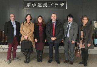 Los Centros Tecnológicos de Redit visitan Japón para conocer su sistema de innovación