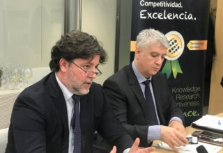 Carlos Calvo, reelegido presidente de la  Federación Española de Centros Tecnológicos